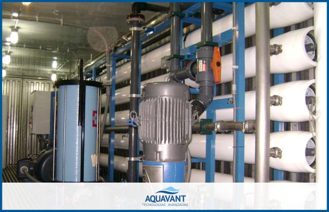 Desalinización de Agua de Mar