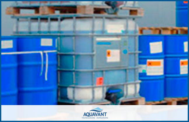 Productos Químicos para Tratamientos de Agua